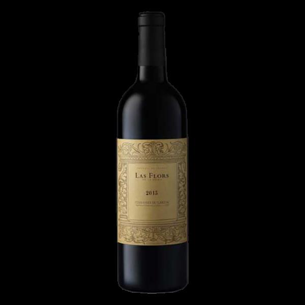 6-bouteilles-peira-en-damaisela-cuvee-las-flors-rouge-2015-coteaux-du-languedoc-terrasses-du-larzac-94-96-100-parker