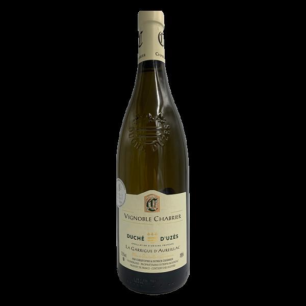 aop-duche-duzes-la-garrigue-daureillac-blanc-2019-domaine-chabrier-languedoc